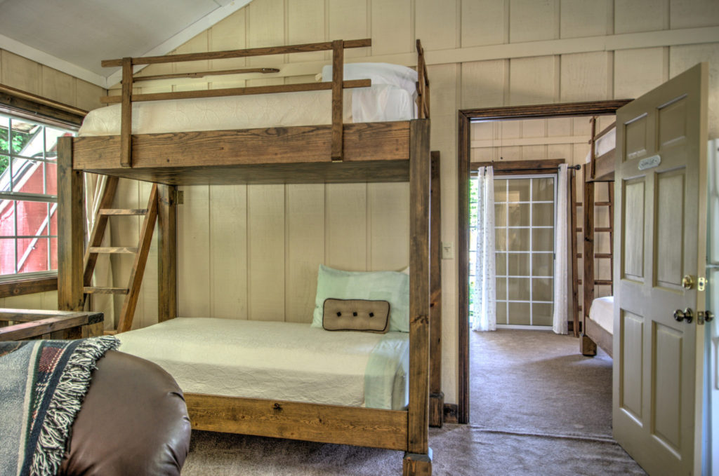 Chota Falls Carriage House Bunk Beds