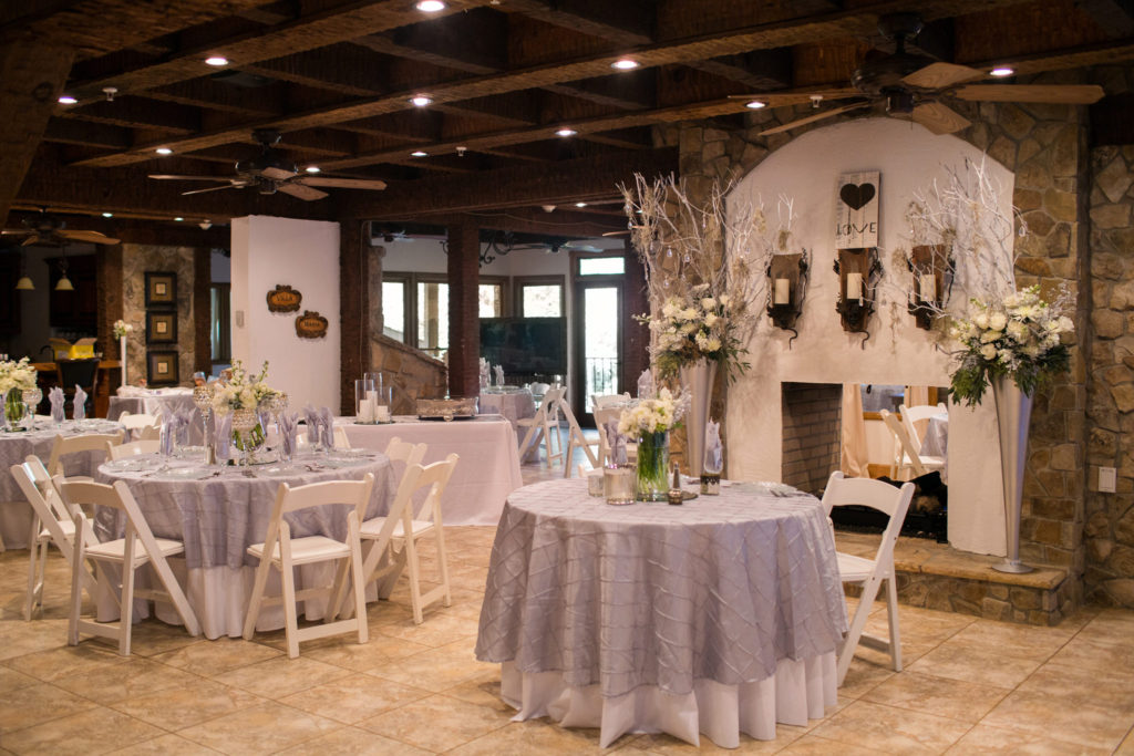 Falls Room - Small Wedding Reception